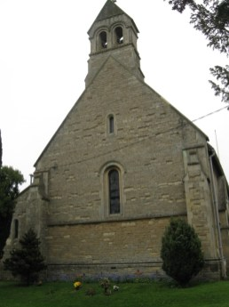Church of St. Michael and All Angels at Ashton