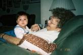 Nan and Ludi