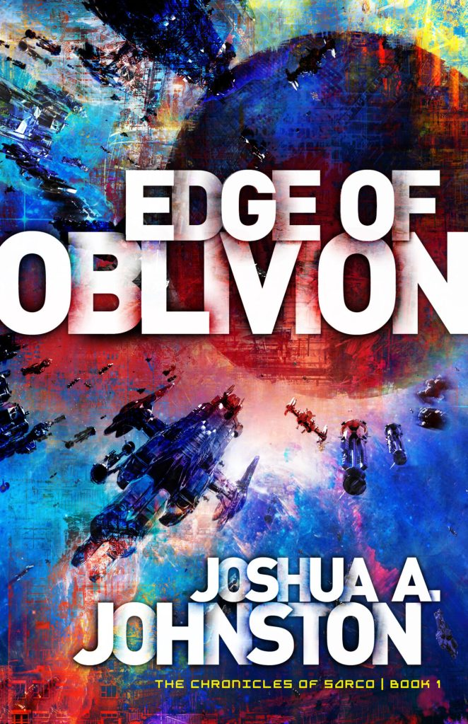 Book Cover: Edge of Oblivion (The Chronicles of Sarco #1)