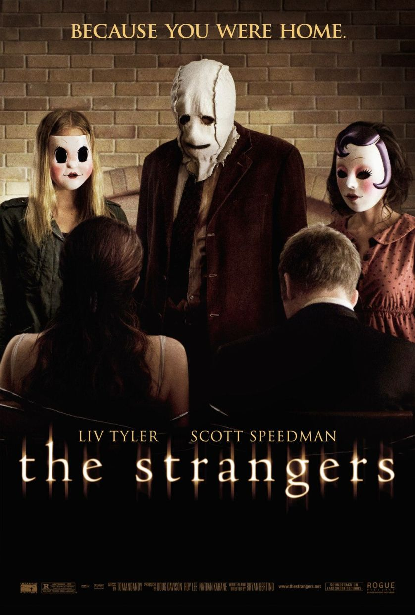 The Strangers - Movie Poster