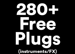 280+ Free Plugins (Instruments/FX) + Tutorial Producing with Only Free Plugs!!