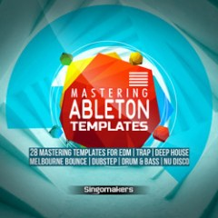 28 Ableton Mastering Templates