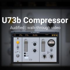 U73b Compressor V2 – Walk-Through & Feature Preview