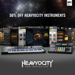 Heavocity – End of Summer Deals – Up to 50%