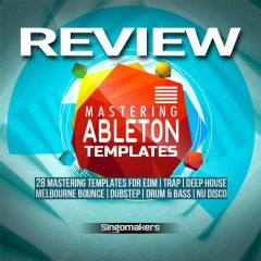 Review: Ableton Mastering Racks v.1 by Singomakers