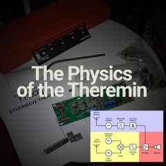 DIY: The Physics of the Theremin (one of the first electric instruments)