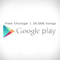 Store 50k Songs on Google Play Cloud for Free | Stream Music