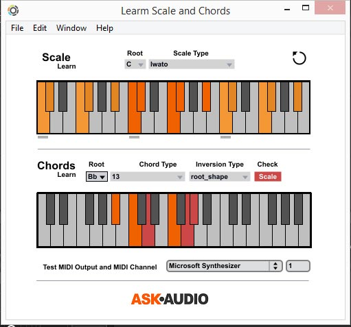 Max For Live Devices Learn Chords Scales Free Joshua Casper