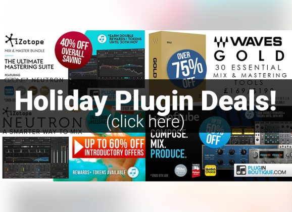 Holiday Plugin Deals!