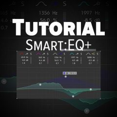 Tutorial: Using Smart:EQ+ by Sonible to EQ a Song