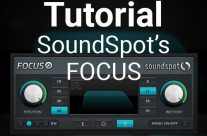 Tutorial: Using SoundSpot's Focus in the Mastering Chain