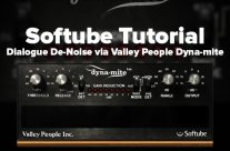 Softube Tutorial: Dialogue Noise Removal w/ Dyna-mite [Valley People]