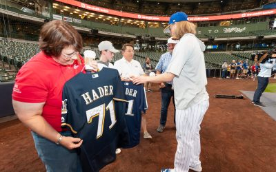Why I picked the Number 71 as a Member of the Milwaukee Brewers