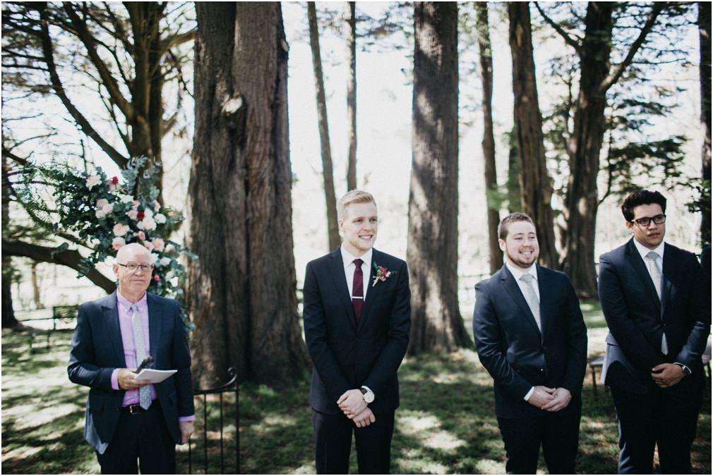 Montrose House Wedding