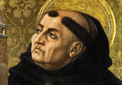 How to Pray Before You Read and Write: A Prayer of St. Thomas Aquinas Before Study