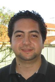Joshua Rasnier Portrait