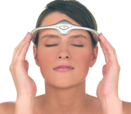 Cefaly migraine band therapy