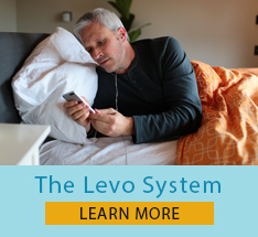 Levo Learn More Tile