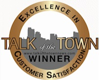 Excellence in Customer Satisfaction Award Winner