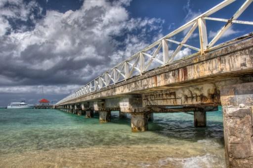 Cocos Pier