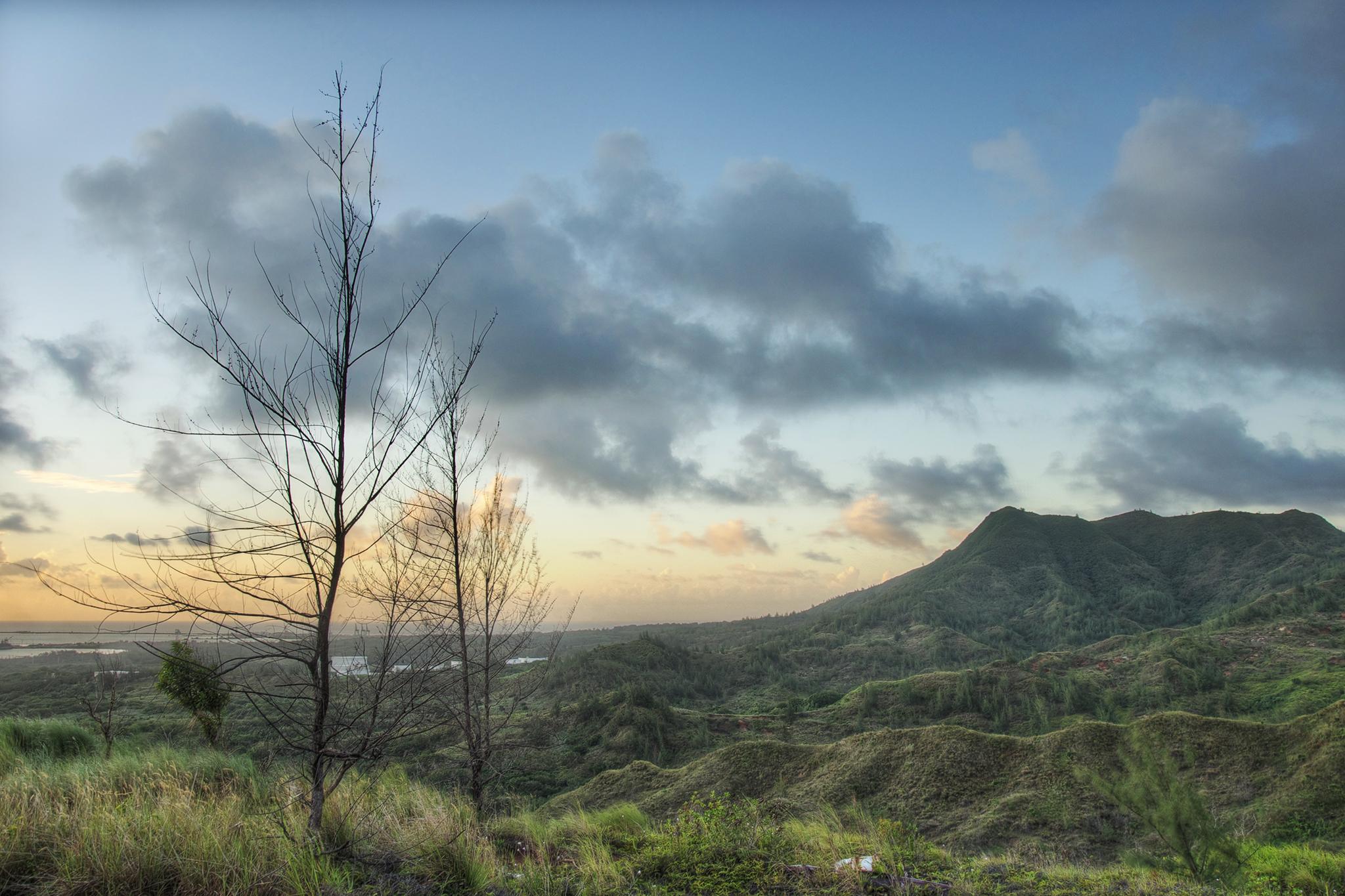 Mount Tenjo