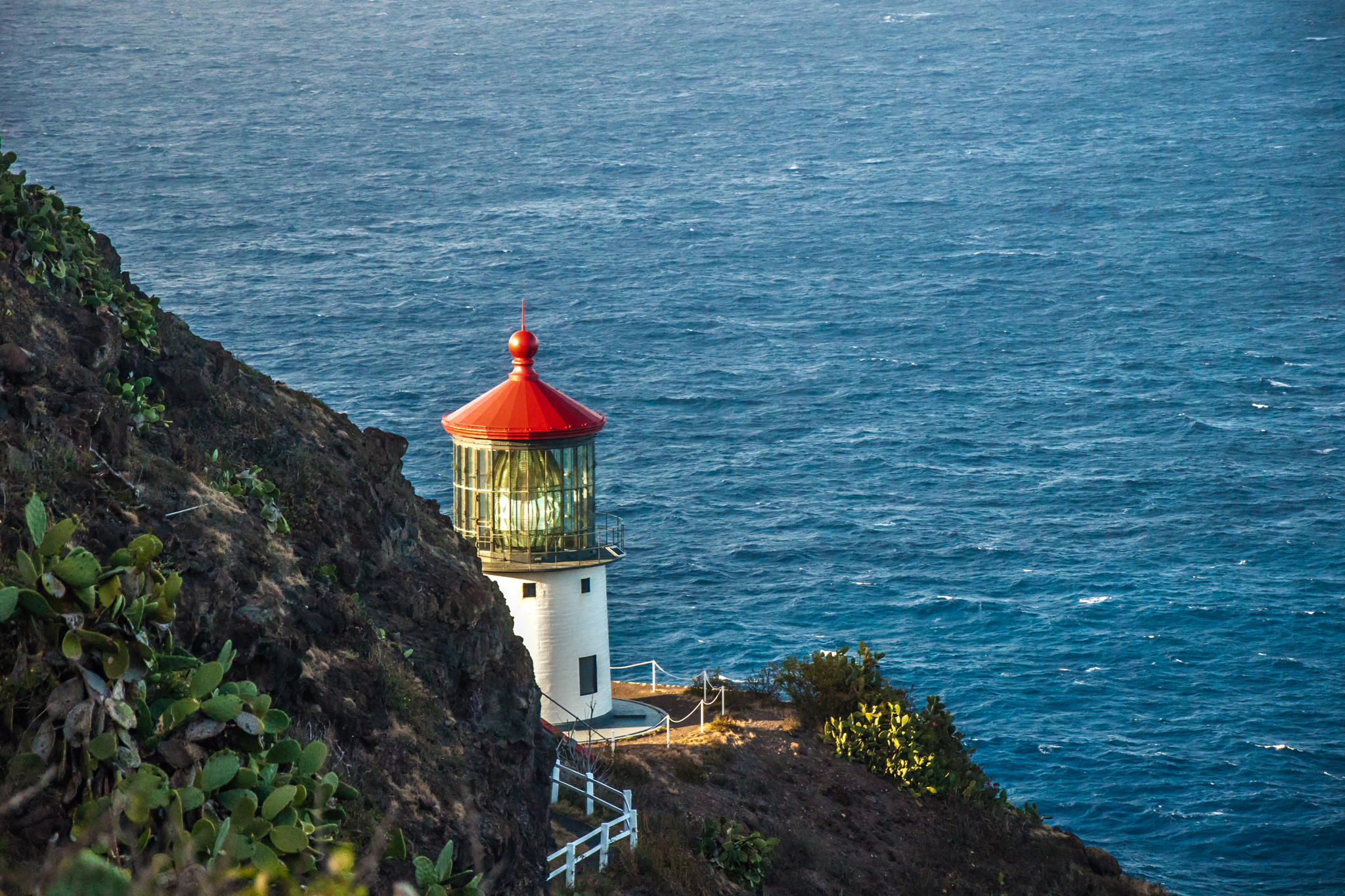Makapu'u Lighthouse (May 2010)