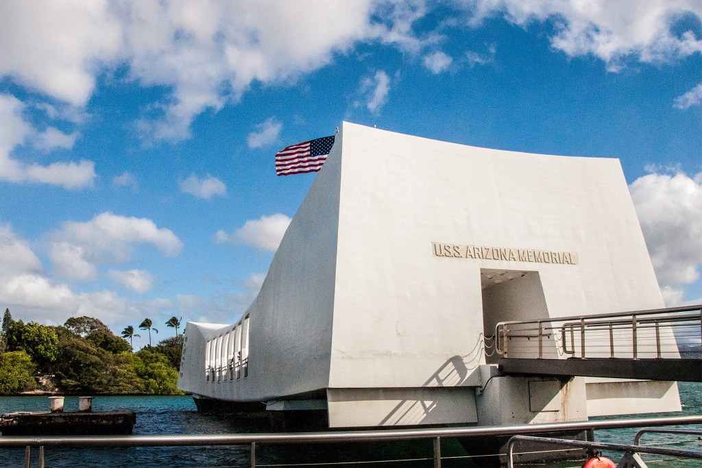 USS Arizona Memorial (May 2010)