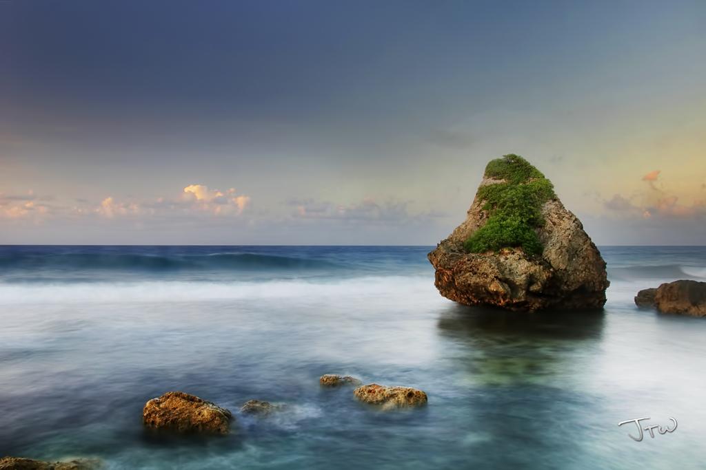 Cabras Island Shore