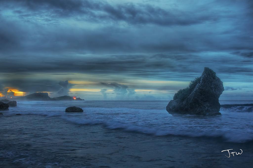 Cabras Coastline