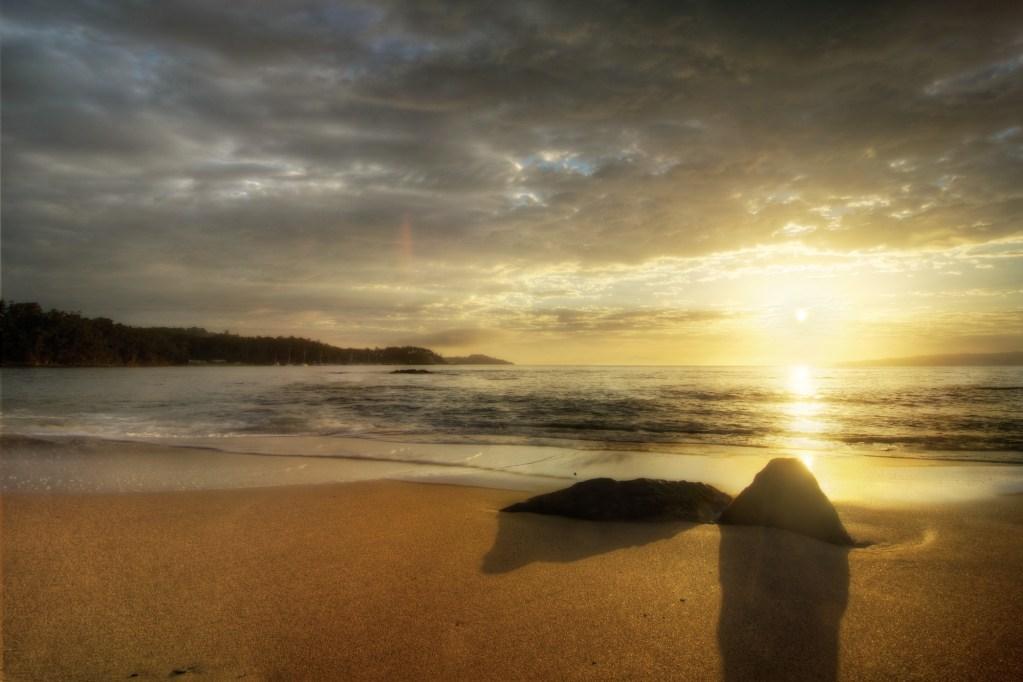 Legges Beach Sunrise