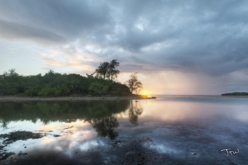 Island off Agat