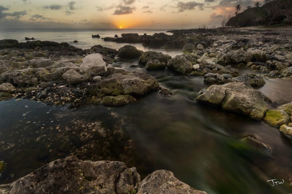Toguan Bay Sunset