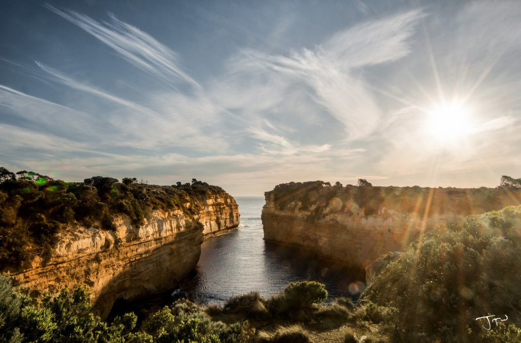 Loch Ard Gorge, Reprocessed