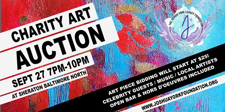 Charity Art Auction for Mental Health – Art Starts at only $25!