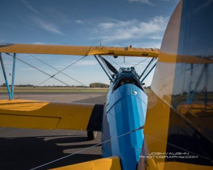 Stearman Airplane Clarksville Tennessee