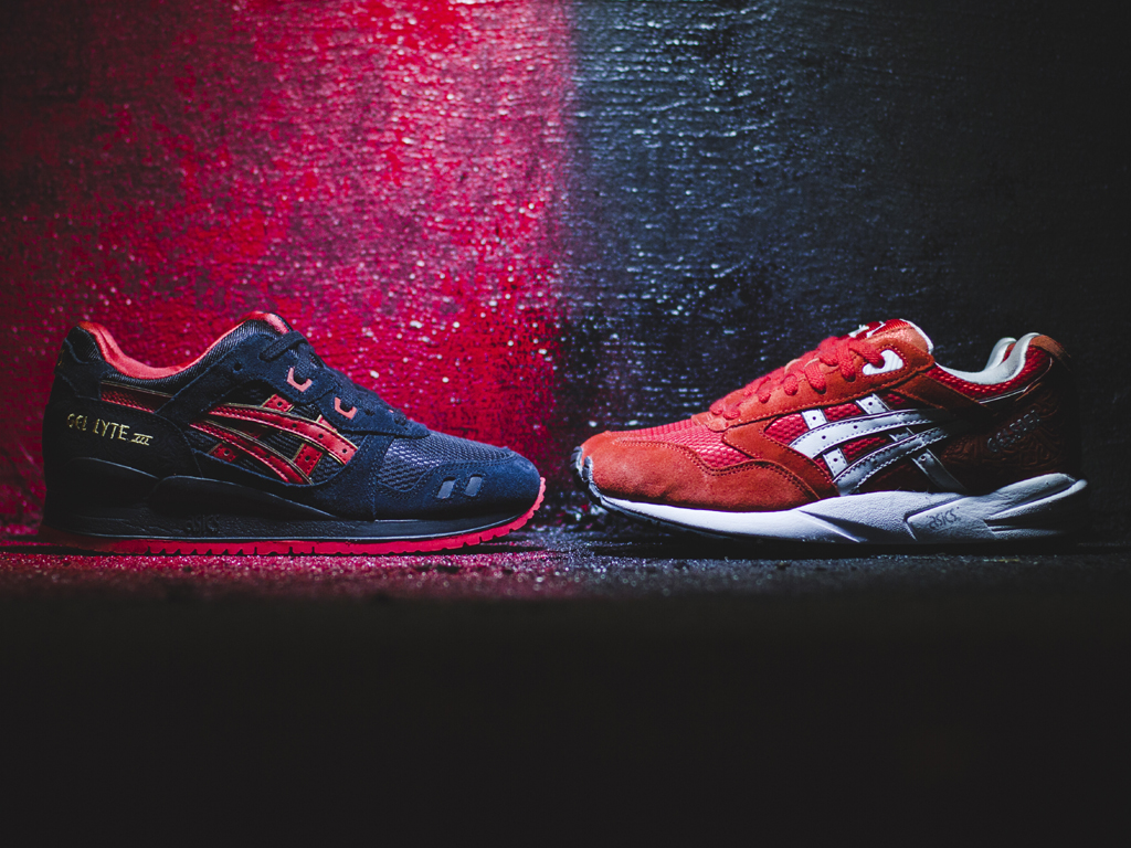 ASICS VALENTINES SNEAKERS FOR LOVERS AND HATERS Joshwa