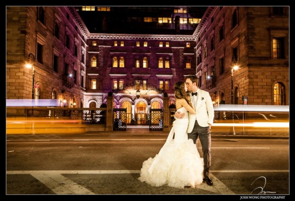 The New York Palace Wedding - Josh Wong Photography
