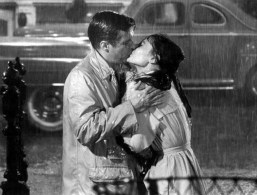 Audrey Hepburn and George Peppard - Breakfast at Tiffany's (1961)