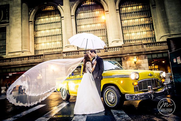 Grand Central Terminal Wedding Photography