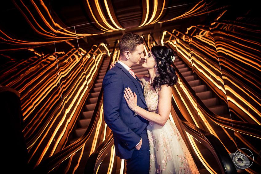 The PUBLIC Hotel Wedding. Wedding pictures by NYC Wedding Photographers Josh Wong Photography