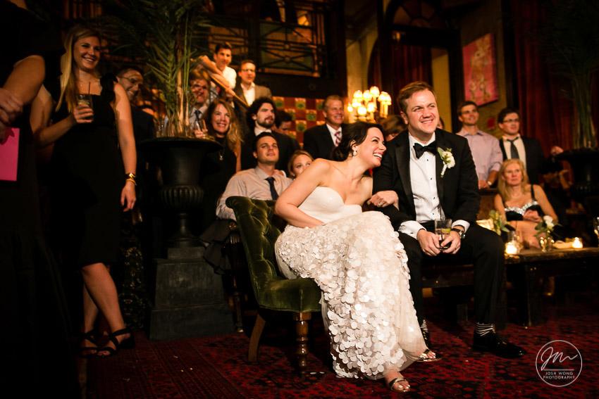Jane Hotel Wedding photos by Josh Wong Photography
