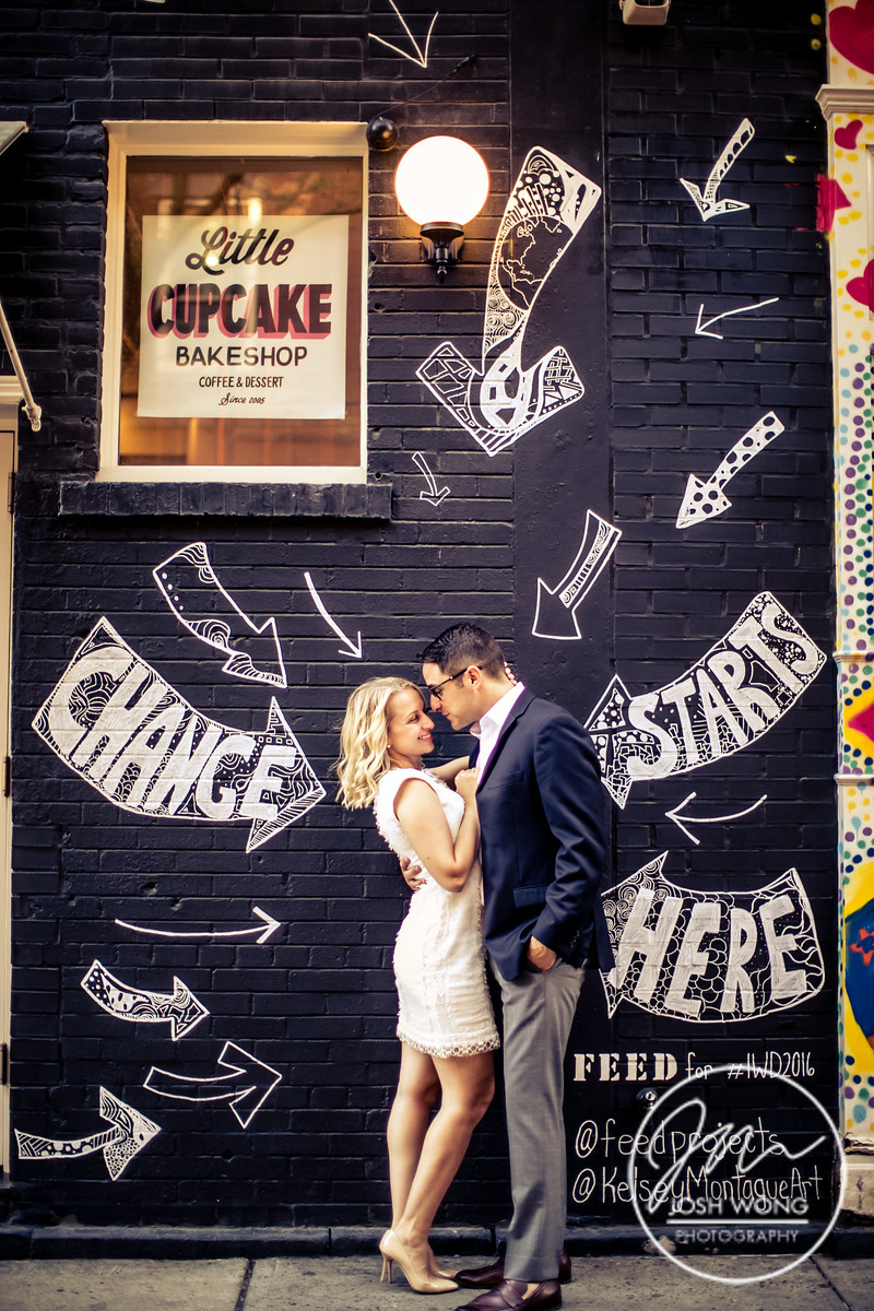West Village Engagement Pictures - New York City