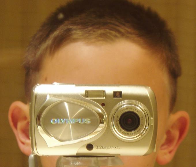 He Takes Great Headshots
