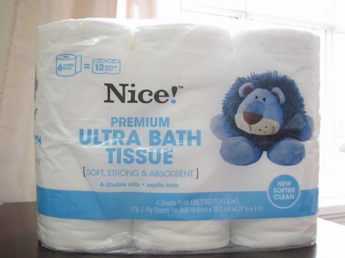 Walgreens deal on Bath Tissue