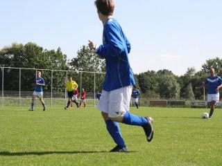 Ontwikkeling in sportvelden