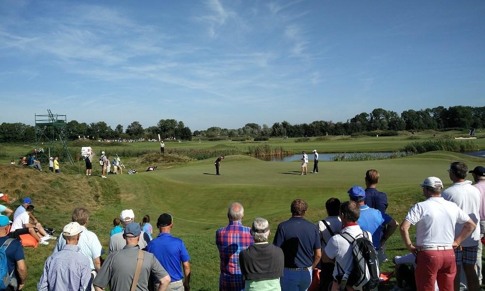Planmatig onderhoud golfbanen