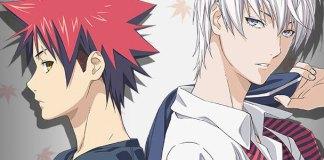 Food Wars! Shokugeki no Soma Season 3 -- Featured