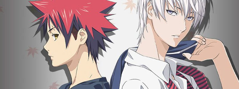 Food Wars! Shokugeki no Soma Season 3 -- Featured