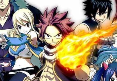 Fairy Tail Anime Gets 'Final Season' in 2018