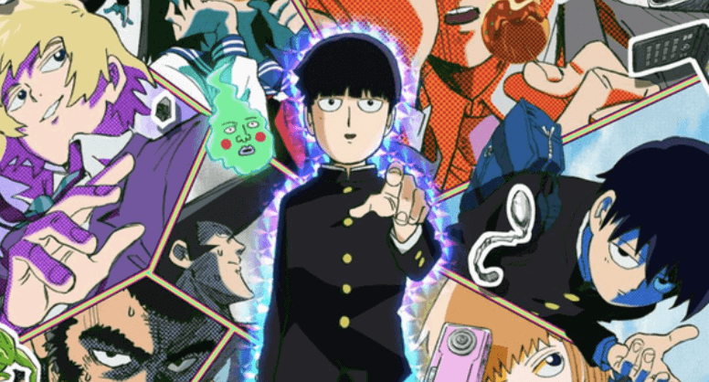Netflix and TV Tokyo to Make Mob Psycho 100 Live-Action Series, Stage Play and Anime Project Also Announced (Updated)